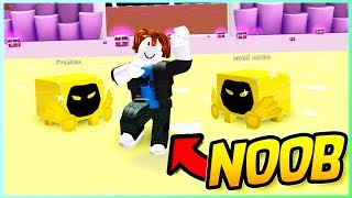 NOOB BAT PET SIMULATOR EN 2 MINUTES! Roblox
