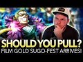 SHOULD YOU PULL? FILM GOLD SUGO-FEST ARRIVES! (ONE PIECE Treasure Cruise)