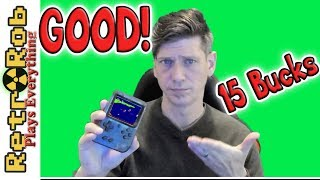 PowKiddy Retro FC Q3 Unboxing, Gameplay and Thoughts