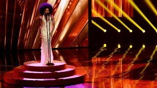 "Lillie McCloud ""All in Love is Fair"" - Live Week 2 - The X Factor USA 2013"