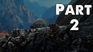 Middle Earth Shadow of Mordor Gameplay Walkthrough Playthrough Part 2: Slave King (PC)