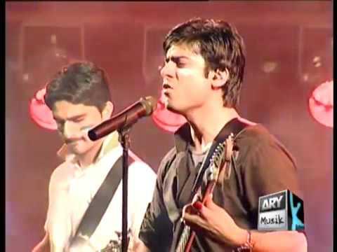EP Waqt Live in Rock on Pakistan Event Karachi 13 Aug 09
