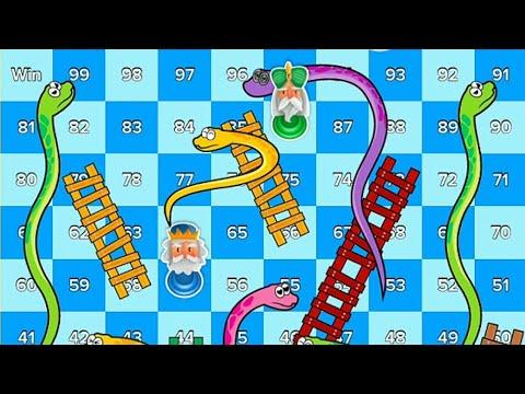 Ludo Snake And Ladder | Ludo Kingdom Snake And Ladder | Ludo Snake And Ladder 2 Players