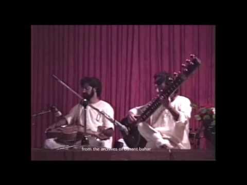 Pandit Krishna Bhatt and Pandit Vishwa Mohan Bhatt Raag Malgunji