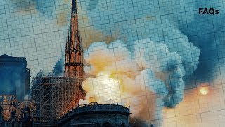 Why the Notre Dame Cathedral burned so quickly, badly | USA TODAY