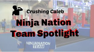 Kid Ninja Caleb Tucker - Ninja Nation Team Profile