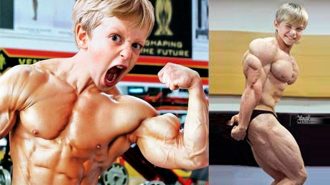 САМЫЕ СИЛЬНЫЕ ДЕТИ В МИРЕ! Worlds Strongest Kids!