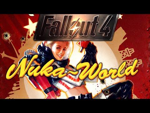 Fallout 4: Nuka-World   Raiding the Commonwealth  Ep.11