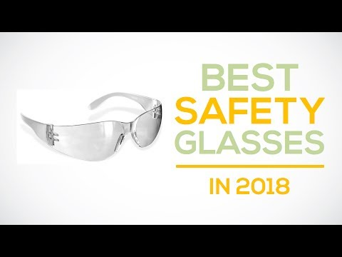 1abf584cb6f Best Safety Glasses Reviews 2018 - YouTube