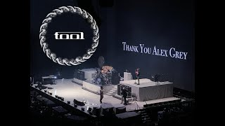 "Download Tool ""Stinkfist"" (extended) from Ænima live at Barclays Center, Brooklyn w/ Alex Grey 11/19/19 Mp3 and Videos"