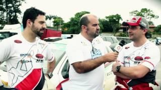 Resumo Tiago Larrossa/Leonardo Telles - Rally Vale do Paraíba 2016