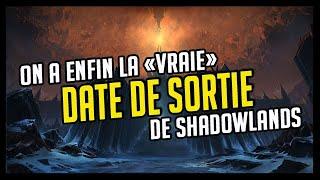 """ON A ENFIN LA """"VRAIE"""" DATE DE SORTIE DE SHADOWLANDS !!"""