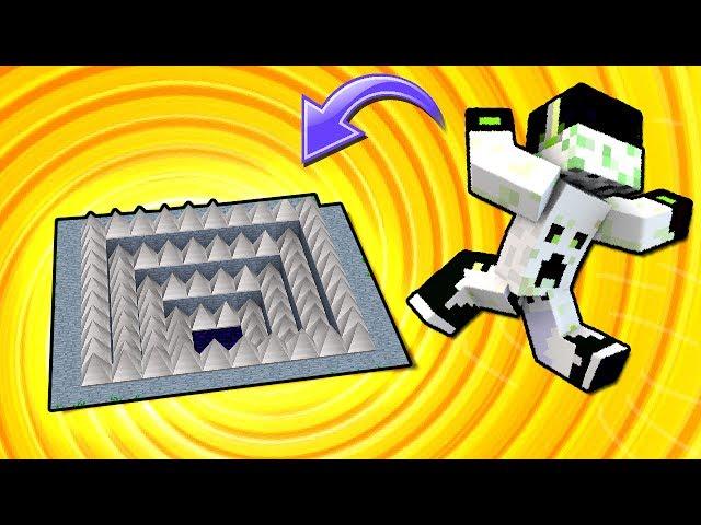 SPRING, SPRING, SPRIIIING!!! - Minecraft Challenge [Deutsch/HD]