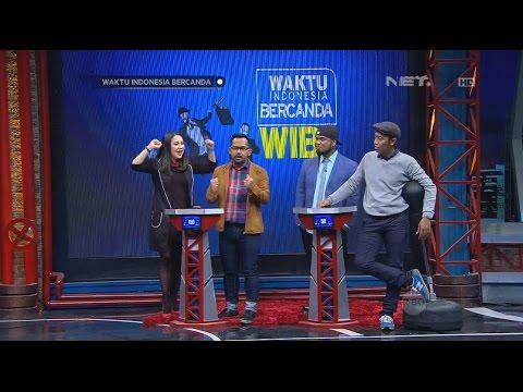 Cover Lagu Waktu Indonesia Bercanda - Persaingan Sengit Antara Tim Bedu & Christie Dan Tim Peppy & Akbar 4/4