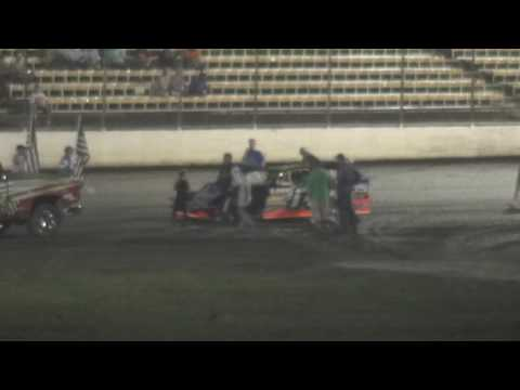 Lakeside Speedway E Mods Grand Nationals mains 7 14 17