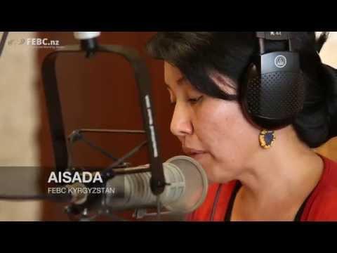 FEBC - Aisadas Dream in Kyrgyzstan