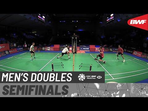 DANISA Denmark Open 2020 | Day 5: Ellis/Langridge (ENG) [5] vs Eipe/Kjaer (DEN)