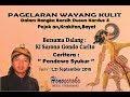 #LiveStreaming WAYANG KULIT KI SURONO GONDO CARITO - #Krakitan,Bayat
