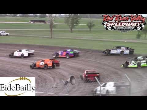 Red River Valley Speedway IMCA Sport Mod A-Main (6/1/18)