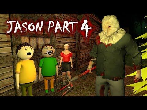 Jason Horror Story Part 4 - Scary Stories (  Animated Short Film ) Make Joke Horror