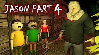 Jason - Horror Story Part 4 - Animated Stories ( Animation In Hindi ) Make Joke Horror