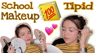 AFFORDABLE SCHOOL MAKEUP TUTORIAL 2018 ( ALL UNDER 200 PESOS ) Philippines ❤️