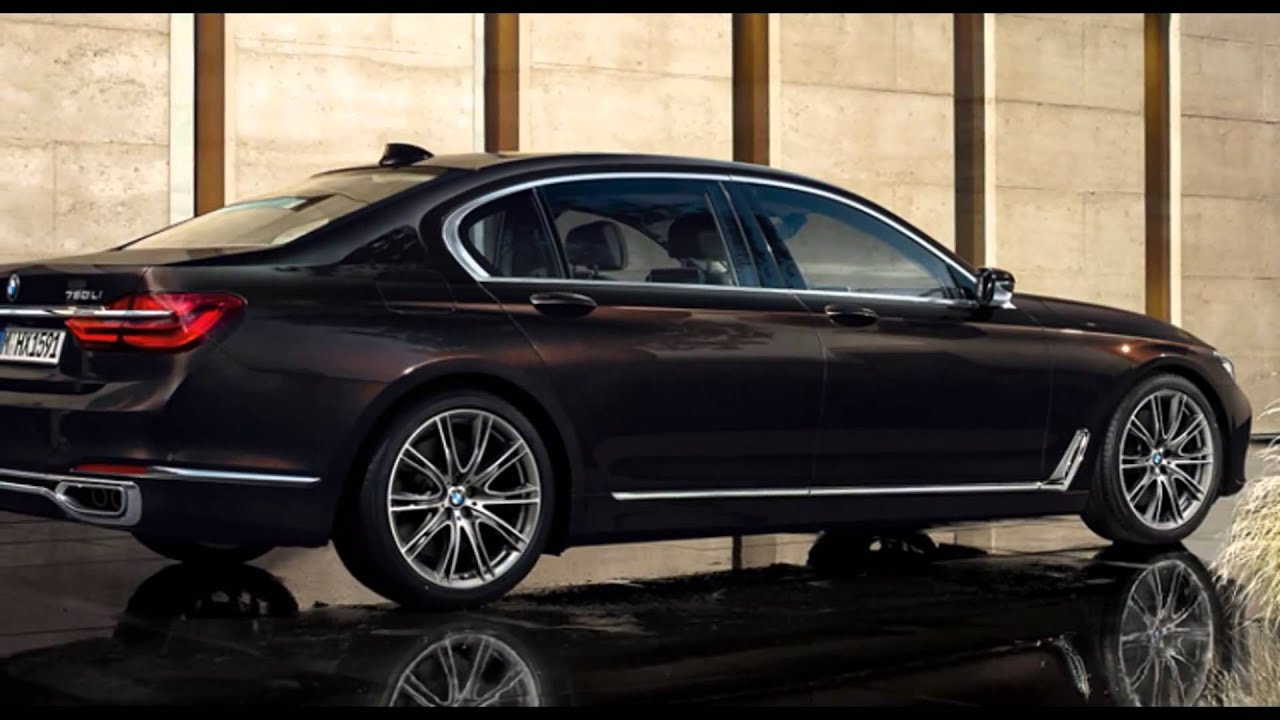 2016 Bmw 7 Series Ruby Black Metallic Documentary 2016 UsA ...