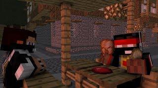 Minecraft [ХардМист] - Большая Куча еды и мистик тритий с: