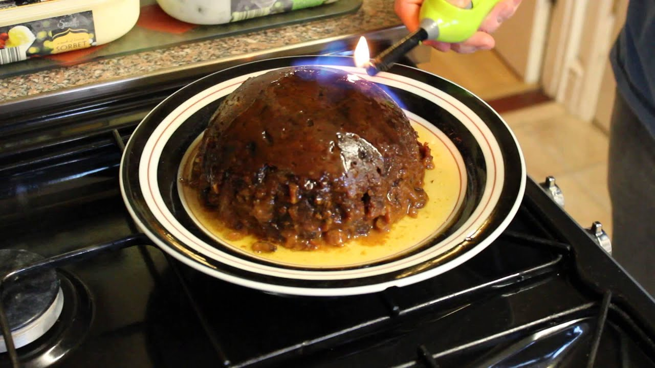 Traditional English Figgy Pudding - YouTube
