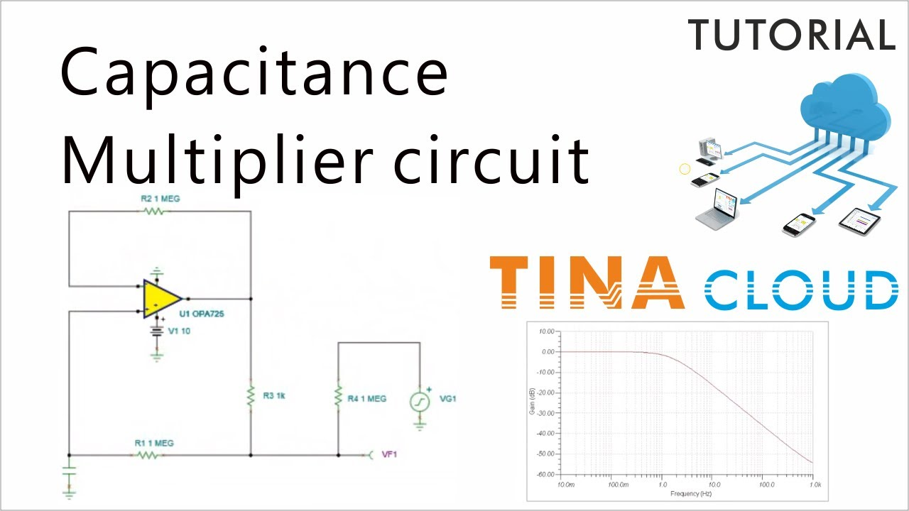 TINACloud on-line Circuit Simulator