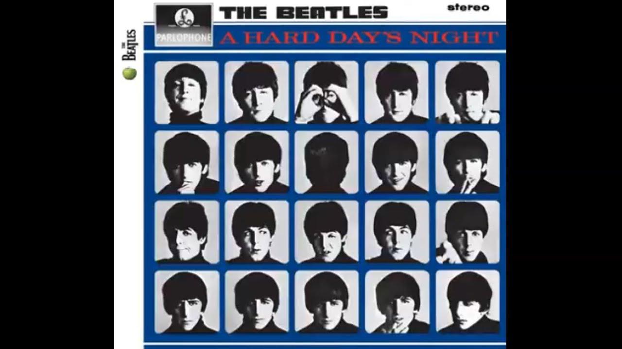 e5b0349e The Beatles - A Hard Day's Night (HQ Audio) - YouTube