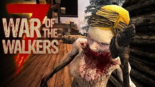 War of the Walkers #01 | Ich sehe tote Menschen | 7 Days to Die | 7DtD Gameplay German Deutsch thumbnail