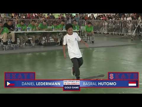 SEA Games 2019: Men's Finals   Skateboarding