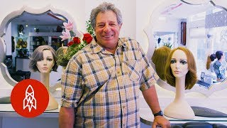 New York's Master Wigmaker Makes Hair Dreams Come True