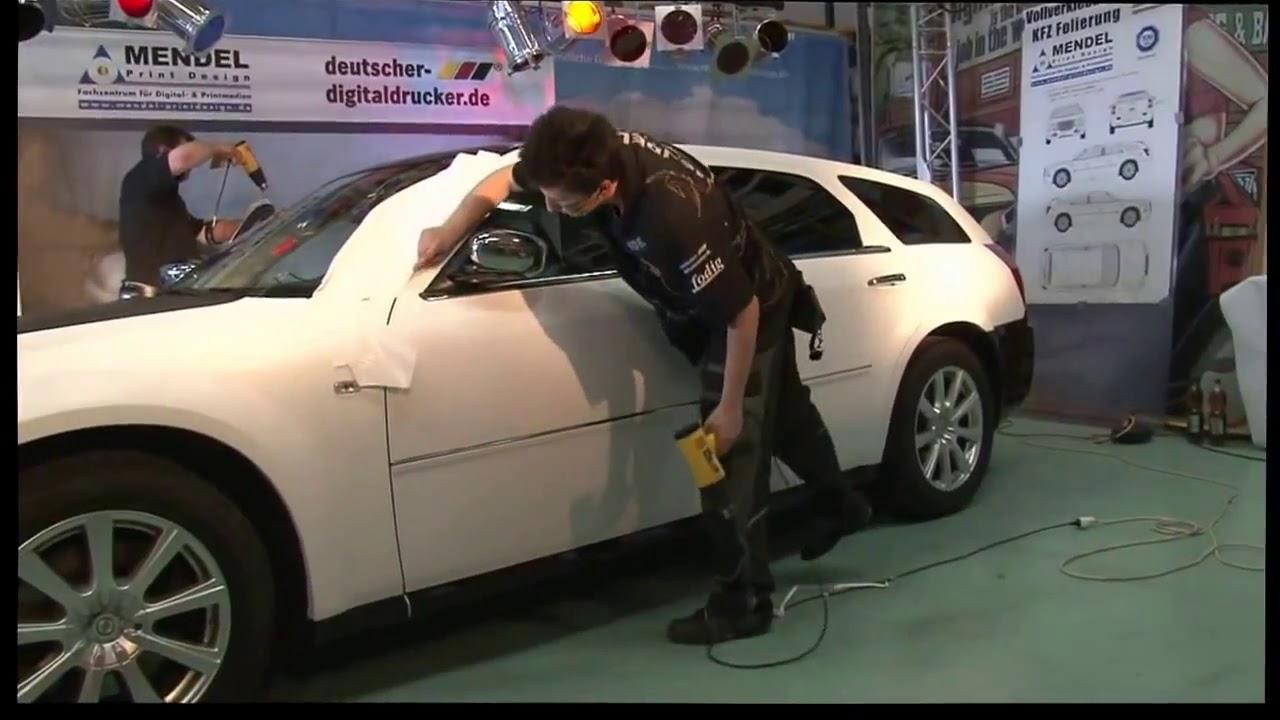 Car Wrapping Rekord 2011 geht an deutscher-digitaldrucker.de®