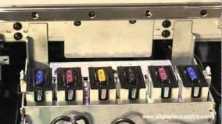 Компанія Roland серії SOLJET професійний: Ручна чистка - всі графічні матеріали