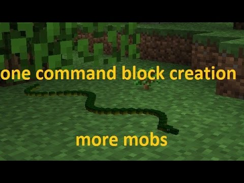 More mobs one command