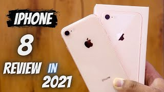 iPhone 8 Should You Buy In 2021 Apple iphone 8 Review in 2021