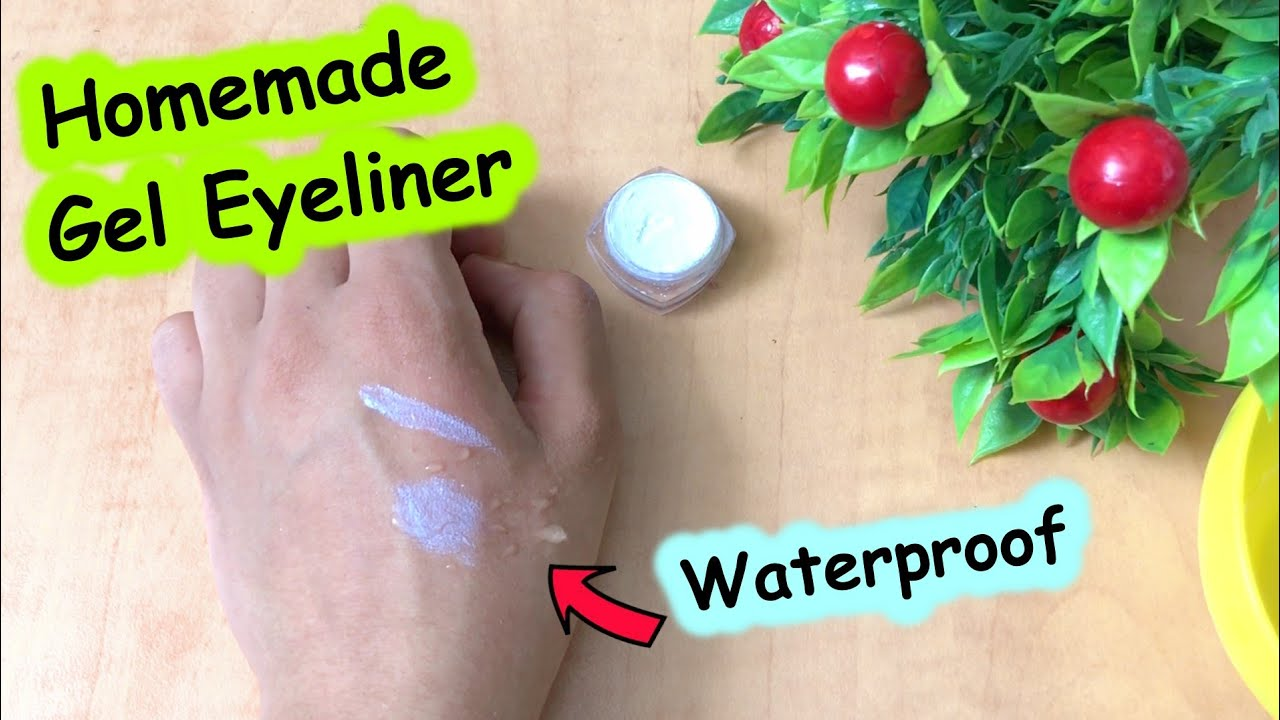 How to make white eyeliner at home||how to make eyeliner||diy eyeliner|homemade eyeliner|Sajal Malik