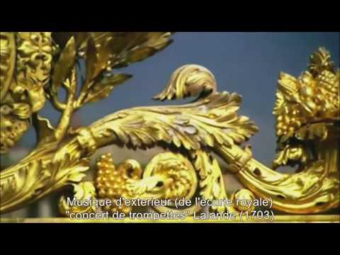 La musique sous Louis XIV: Des oeuvres differentes pour des circonstances variées.