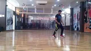 Get Up Jawani & Aashiyan (Hop-Hop & Lyrical Popping choreography) by N-DraY