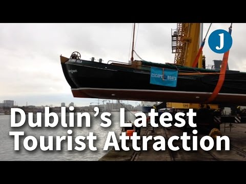 Dublin's Latest Tourist Attraction