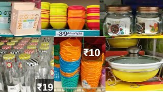 Latest Dmart Tour|Cheap Kitchen Organizers|Containers|Glass Jars |Glass Bottles|zetajj