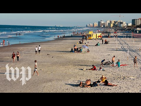 Florida beaches and coronavirus: What experts say Floridians should know
