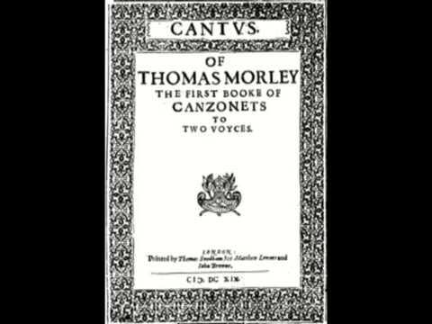 Thomas Morley - La Caccia, on recorder