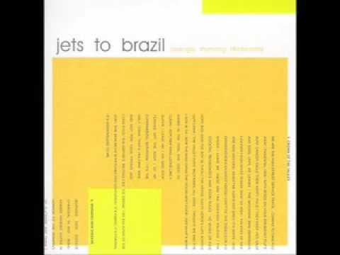 Jets to Brazil - Lemon Yellow Black