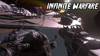Call of Duty: Infinite Warfare Single Player Trailer Breakdown! (COD: 2016)