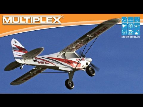 FunCub XL von MULTIPLEX Modellsport Video Testbericht