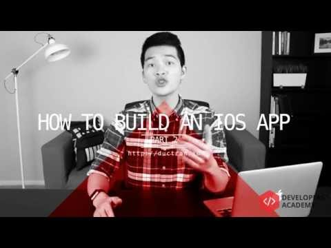 How to Make an App   Part 2   IBOutlet, IBAction, ViewController, MVC, Programming wt Swift