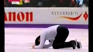 Казах Денис Тен занял третье место Сочи 2014